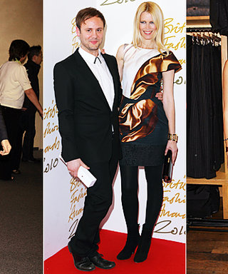 British Fashion Awards Honor Shoe Designer Nicholas Kirkwood