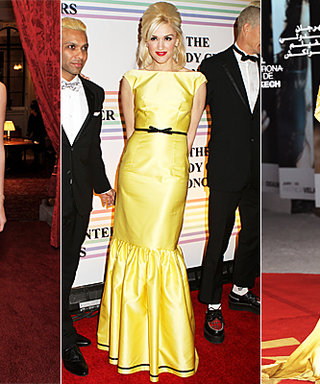 Red Carpet Trend: Sunny Shades of Yellow
