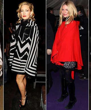Bell, Hudson, Miller and Kardashian Stay Cozy in Cape Coats