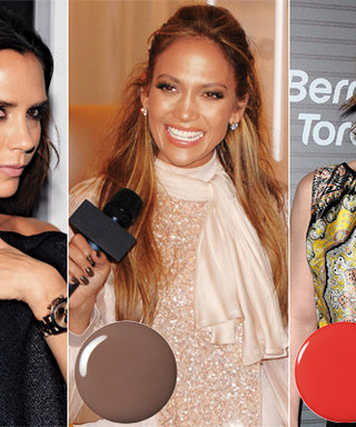 Beckham, Lopez and Ricci Top Chanel Nail Artist's Top Manicure Moments