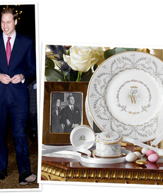 Kate Middleton's Weekend Involved a Temperley Dress and Wedding China