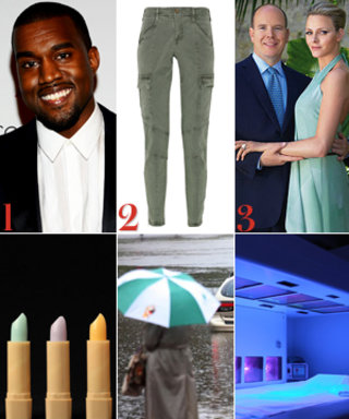Kanye West Shops at J. Crew, the Year's Most Popular Pants, and More!