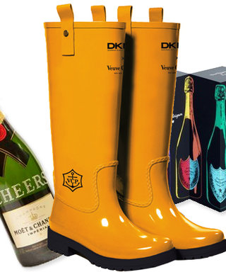 Ring in 2011 with Designer Champagne