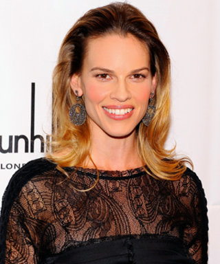 Hilary Swank Is Working on a Clothing Line