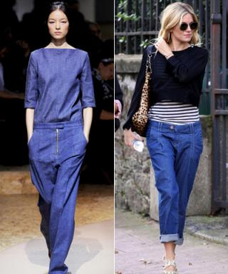 Give Your Jeans a Spring Makeover