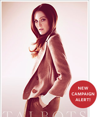 Julianne Moore for Talbots: First Look!