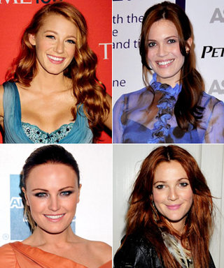 The Year of the Redhead: Blake Lively, Drew Barrymore, Malin Akerman, and More Go Fiery