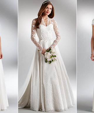 Royal Wedding Dress Lookalikes Now Available at Lord & Taylor!