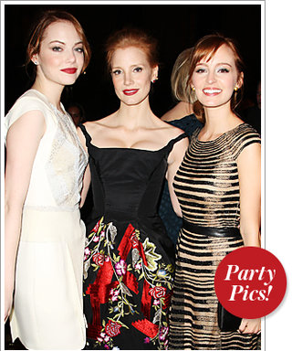 Redheads Rule at National Board of Review Awards and More!