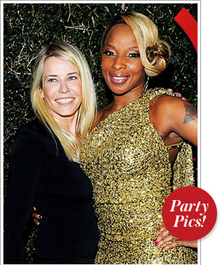 Chelsea Handler and Mary J. Blige Get Grammy-Ready and More!