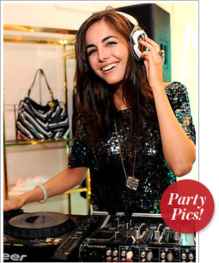 Camilla Belle's DJ Gig, Demi Moore's Night at the Theater and More!