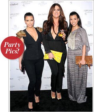 The Kardashians' Latest Perfume Launch and More!