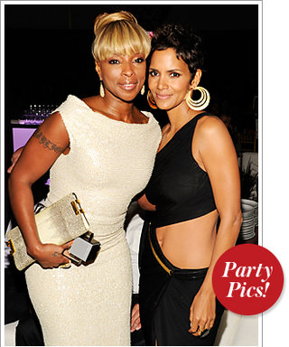 Mary J. and Halle Smell Victory and More!