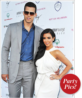 Kim and Kris Hit the Riviera and More!