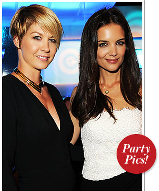 Katie Holmes Celebrates Women in Film and More!