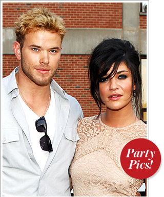 Kellan Lutz and Jessica Szohr's Sunset Soiree and More!