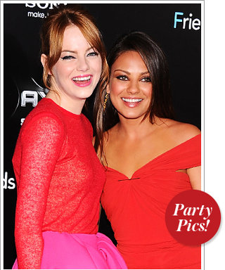 Emma and Mila Heat Up the Red Carpet and More
