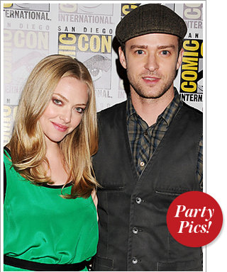 Amanda Seyfried and Justin Timberlake's Comic-Con Rendezvous and More!