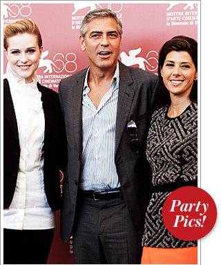 George Clooney Brings the Ladies to Venice and More!