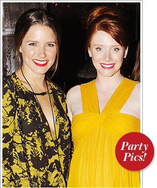 Sophia Bush and Bryce Dallas Howard Get Restless and More!
