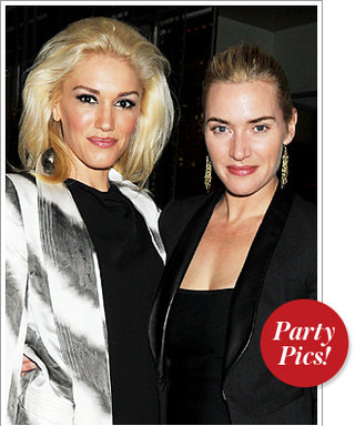 Gwen and Kate Toast London's Star Chef and More!
