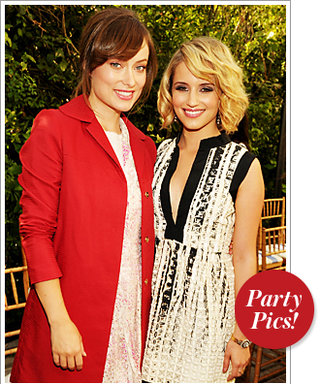Olivia Wilde and Dianna Agron's Fashion Fun and More!