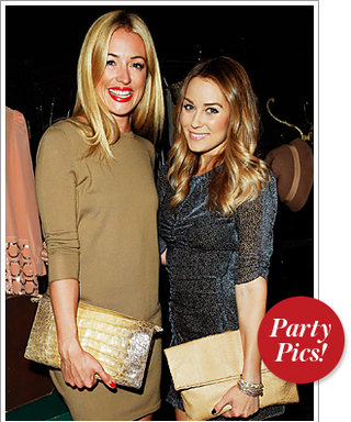 Cat Deeley and Lauren Conrad Get Glam and More!