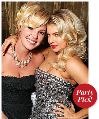 Katherine Heigl and Fergie's Early New Year's Eve and More!