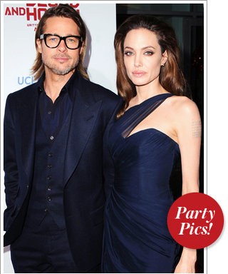 Brad and Angelina Color Coordinate and More!