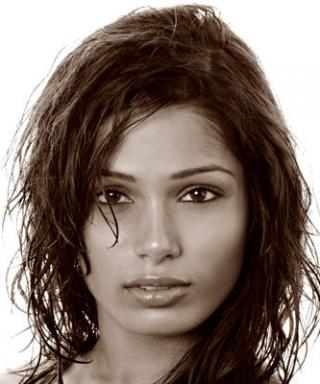 Freida Pinto's Changing Looks