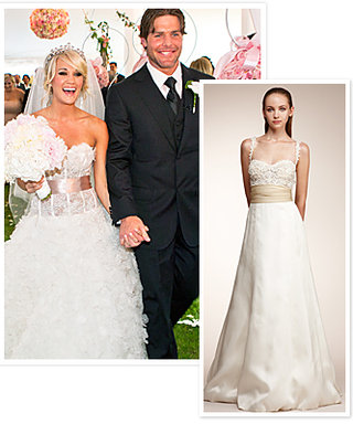 Get a Wedding Dress Like Carrie Underwood's for Less