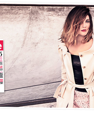 Drew Barrymore Is InStyle's February Cover Girl!