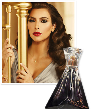 First Look: Kim Kardashian's New Perfume