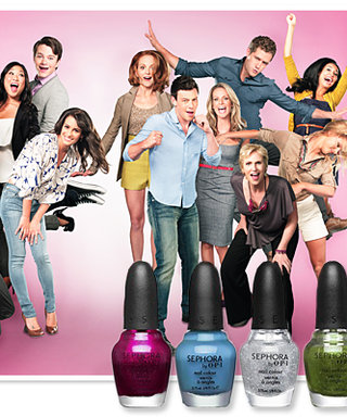 Coming Soon: Glee Nail Polish