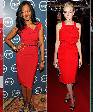 Red Dresses Return to the Red Carpet