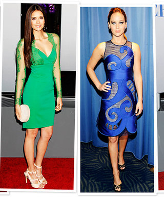 People's Choice Awards: See What Everyone Wore!