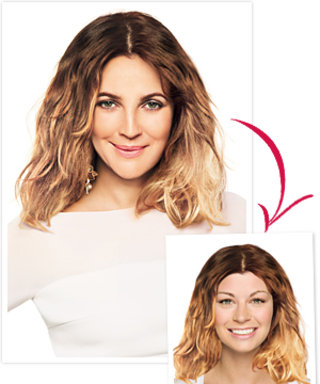 What Would You Look Like With Drew Barrymore's Ombre Hair?