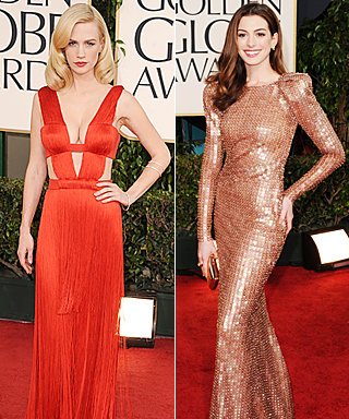 Golden Globes 2011: InStyle's Best Dressed List