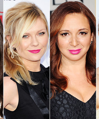Trend to Try: Pink Lipstick!