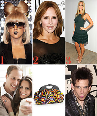 Lady Gaga for Thierry Mugler, Jennifer Love Hewitt for Heart Truth and More!
