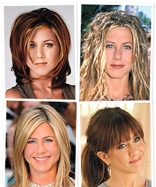 Jennifer Aniston: The Secrets Behind Her 8 Most Memorable Hairstyles