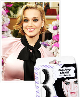 First Look: Katy Perry's Faux Lashes for Eylure!