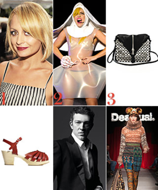 Behind-the-Scenes With Nicole Richie, Lady Gaga's New Song and More!
