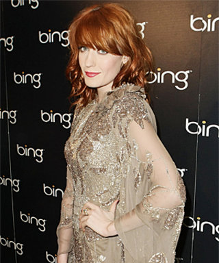 Grammys Watch: Florence Welch's High-Fashion Clothes