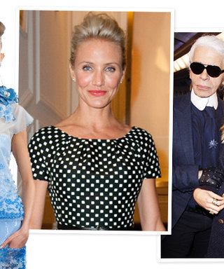 Couture Fashion Week Returns: Cameron Diaz, Chanel, and More!