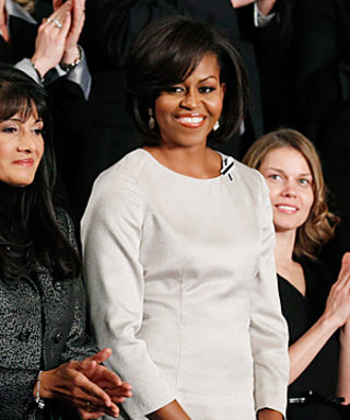 Who Designed Michelle Obama's State of the Union Dress?