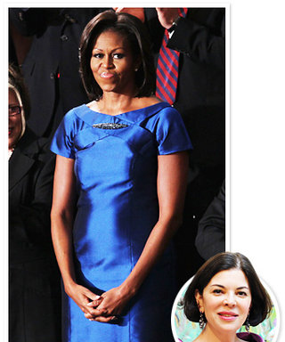 Michelle Obama's State of the Union Dress Designer: 'It Is a Great Honor'