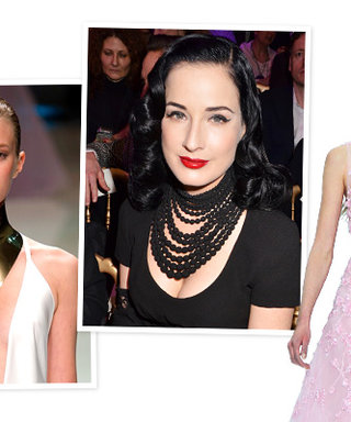 Couture Fashion Week: Jean Paul Gaultier, Elie Saab, and More!