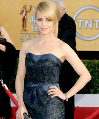 SAG Awards: Glee Fashion!