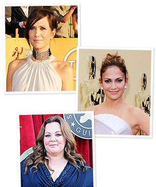 Oscars Presenters 2012: Jennifer Lopez and the Cast of Bridesmaids!